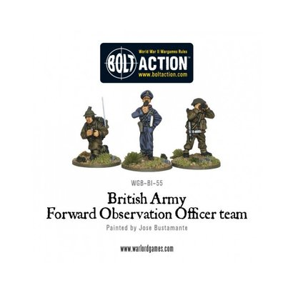 BI-55 British Forward Observer Team