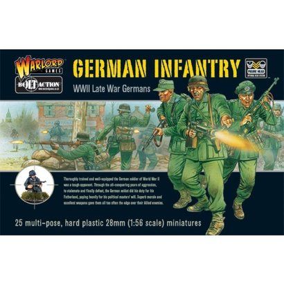 WM-01 German Infantry