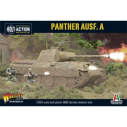 WM-504 German Panther Ausf A