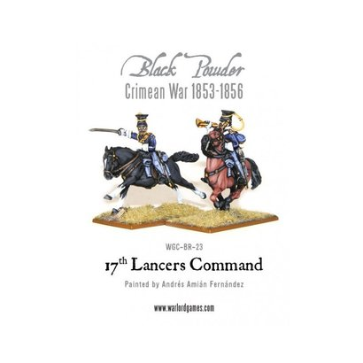 BR-23 British 17th Lancers Command