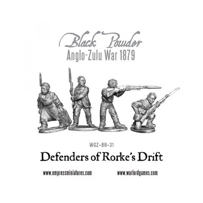 BR-31 Defenders of Rorke's Drift
