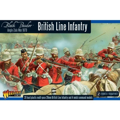 WGZ-01 British Infantry Box Set