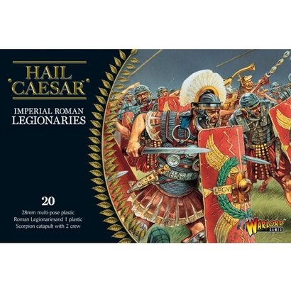 IR-01 Imperial Roman Legionaries and Scorpion Box Set