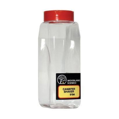 Empty Shaker Canister - 32oz
