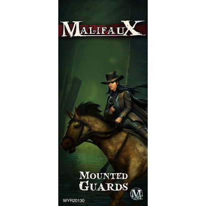 Mounted Guards