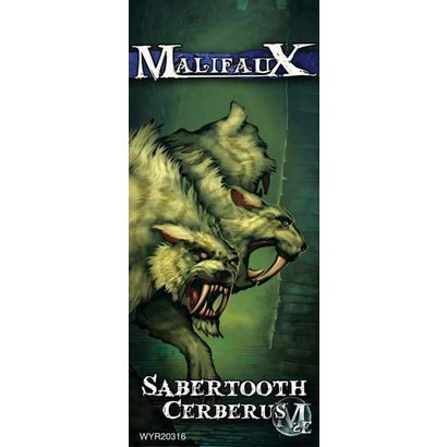 Sabertooth Cerberus