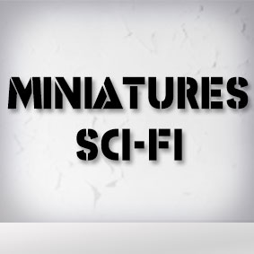 Miniatures - SciFi