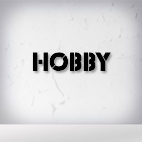 Tools and Hobby