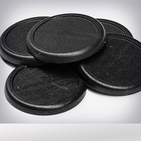 40mm Round Lipped Bases