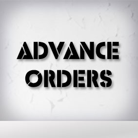 Advanced Orders / New Releases