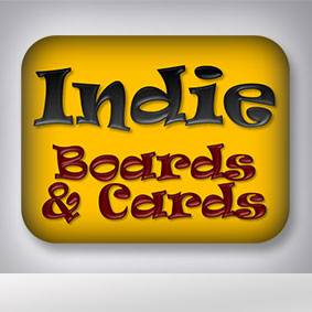 Indie Boards and Cards