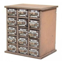 Safety Deposit Box (16-30)