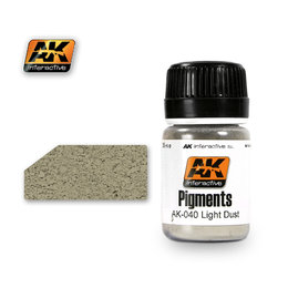 AK-040 Pigment - Light Dust