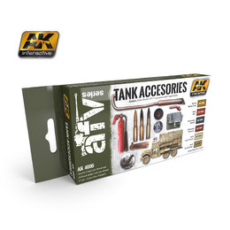 AK-4000 Tank Accessories Set