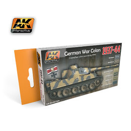 AK-560 German War 1937-44 Paint Set