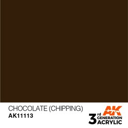 Chocolate (Chipping) 17ml
