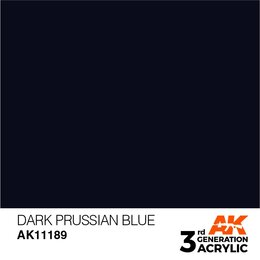 Dark Prussian Blue 17ml