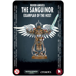 The Sanguinor, Exemplar of the Host