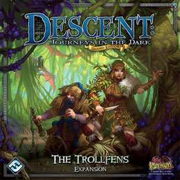 Descent - Journeys in the Dark - The Trollfens Expansion