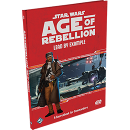 Age of Rebellion - Lead by Example