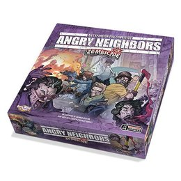 Zombicide - Angry Neighbours Expansion