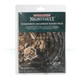 WH Underworlds: Forbidden Chambers Board Pack