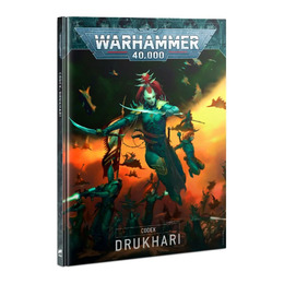 Codex: Drukhari 2021