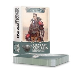 Aircraft and Aces – Astra Militarum and Imperial Navy Cards