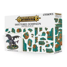 AOS: Shattered Dominion: Large Base Detail