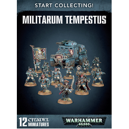 Start Collecting! Militarum Tempestus