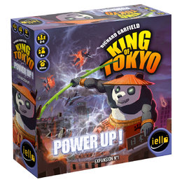 King of Tokyo: Power Up! Expansion