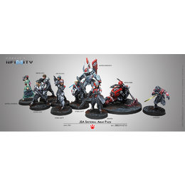 JSA Sectorial Army Pack (Box)