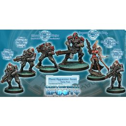 Morat Aggression Forces (Sectorial Starter Pack) box