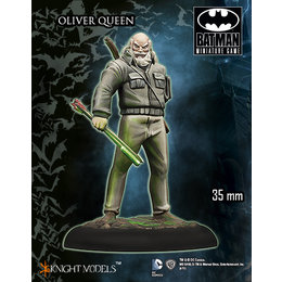 Oliver Queen (Frank Miller) - (discontinued)