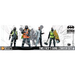 Two Face's Gang Starter Set (discontinued)