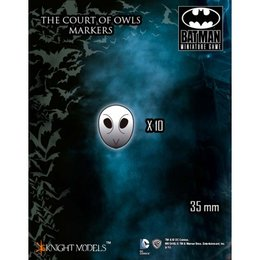 The Court Owls Markers