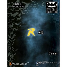 Robin Markers (discontinued)