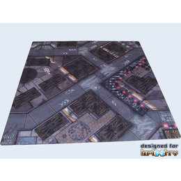 Infinity Gaming Mat - District 5 Streets