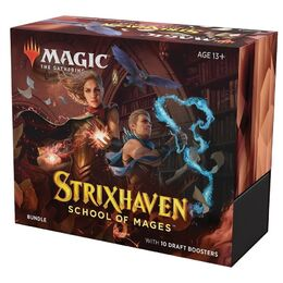 Magic: Strixhaven Bundle