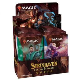 Strixhaven Theme Booster (set of 5)