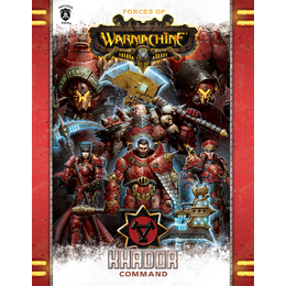 Forces of Khador - Softcover
