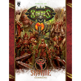 Forces of Skorne Command - Softcover