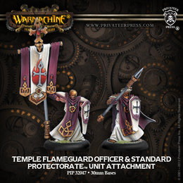 Temple Flameguard Officer and Standard Unit Attachment
