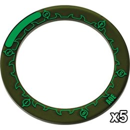 Hordes Area of Effect Ring Markers - 3inch