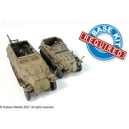 SdKfz 250/7 & 251/2 Expansion Set