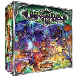 Super Dungeon Explore Forgotten King - Core Board Game