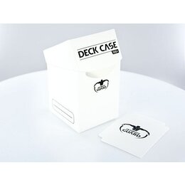Ultimate Guard White Deck Case 100+