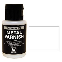 657 Gloss Metal Varnish