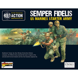 Semper Fidelis US Marines Starter Army - 1000pts