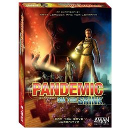 Pandemic - On The Brink